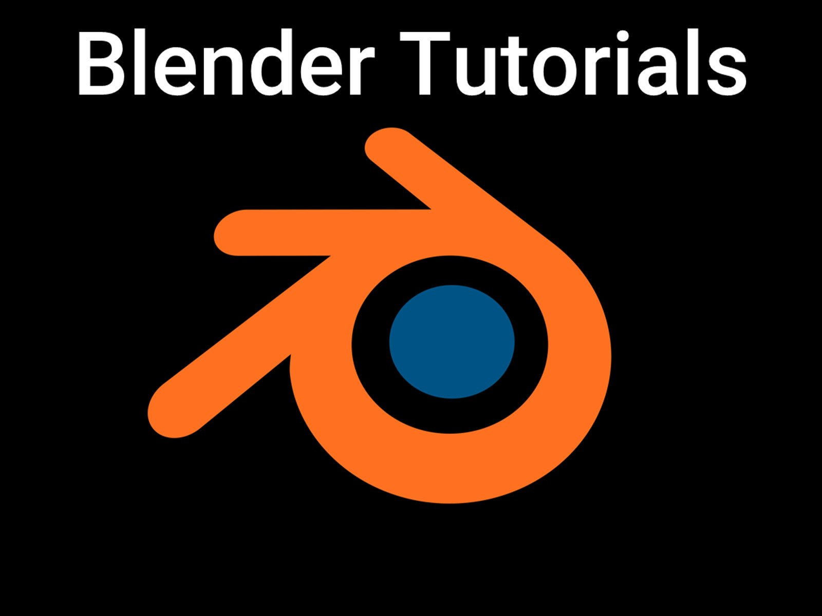 Blender Tutorials on Amazon Prime Instant Video UK