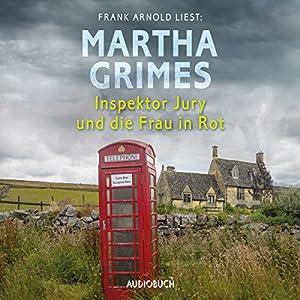 Inspektor Jury und die Frau in Rot (Inspektor Jury 23) Hörbuch