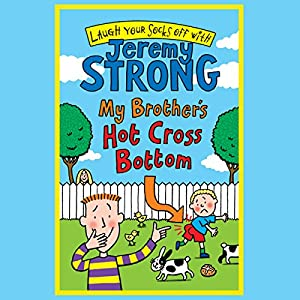 My Brother's Hot Cross Bottom Audiobook