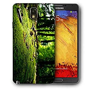 Snoogg Small Grass Printed Protective Phone Back Case Cover For Samsung Galaxy NOTE 3 / Note III