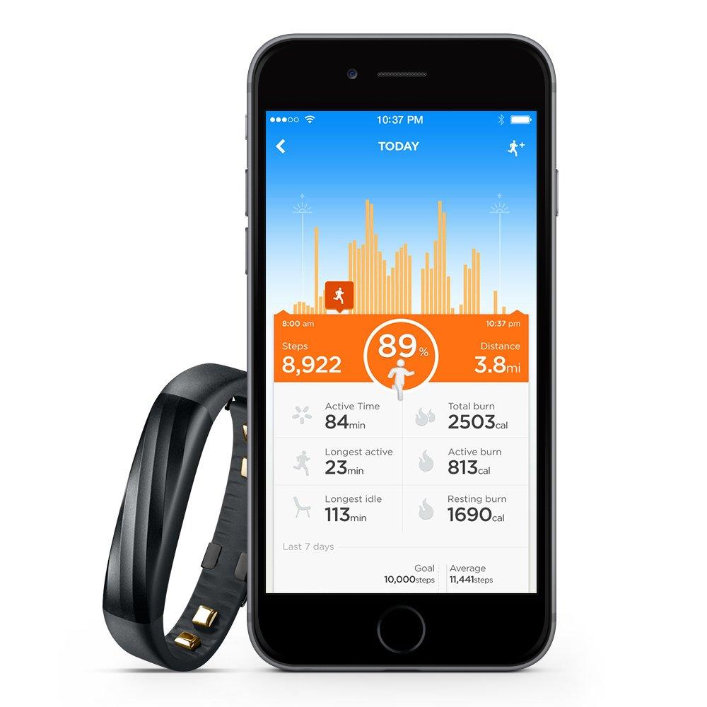 Jawbone UP3 Aktivitäts- und Fitnesstracker