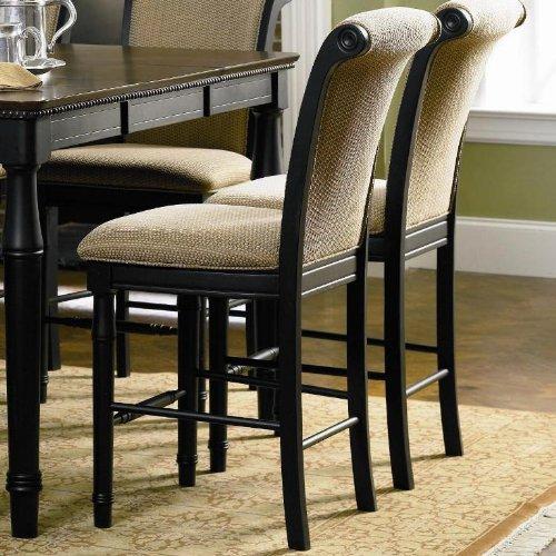 Magnificent 6F2Best Price Cheap 24 Counter Height Fabric Rolled Back Inzonedesignstudio Interior Chair Design Inzonedesignstudiocom