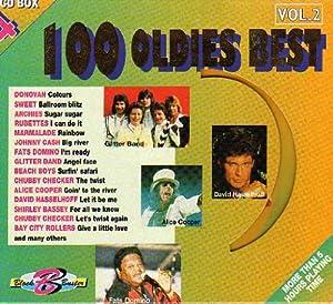 Top 100 latin oldies songs