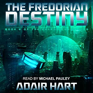 The Fredorian Destiny Audiobook