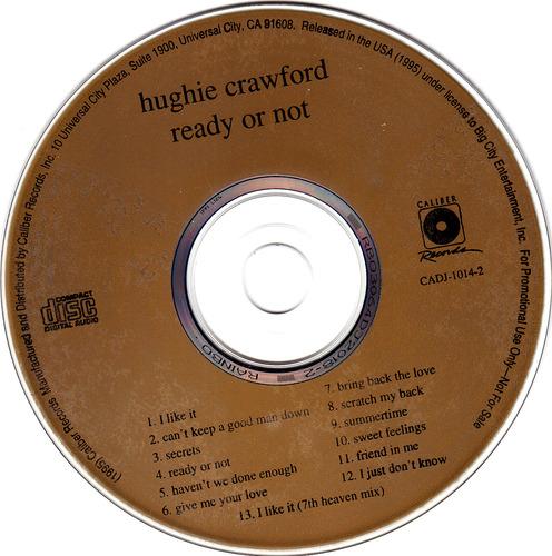Hughie Crawford-Ready Or Not-CD-FLAC-1994-SCF Download