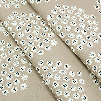 マリメッコ marimekko ファブリック生地 プケッティ (850 ベージュ) 10cm単位カット販売 065948 850 Cotton fabric PUKETTI 【並行輸入品】