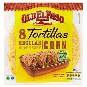 Amazon.com: Old El Paso Soft Corn Tortillas (8)