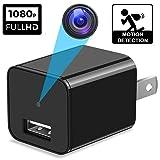 Spy Camera - Hidden Camera - Surveillance Camera - HD 1080P - Mini Spy Camera - Spy Cam - USB Hidden Camera - Nanny Camera - Best Spy Camera Charger - Hidden Camera Charger - USB Camera - Secret Camer (Tamaño: SpyCamPro-22)
