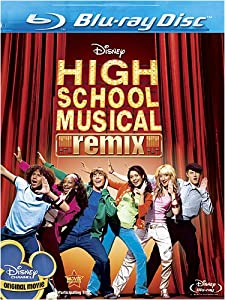High School Musical (Remix Edition) [Blu-ray]
