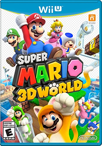 Super Mario 3D World - Nintendo Wii U (Super Mario Bros 3 Nintendo compare prices)