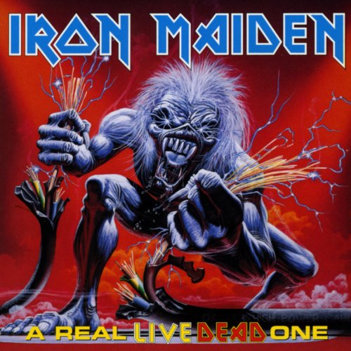 Iron Maiden-A Real Live Dead One-Remastered-2CD-FLAC-1998-SCORN Download