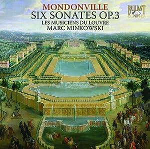 Mondonville: Six Sonates en symphonies Op.3