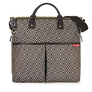 skip hop duo special edition diaper bag aztec. Black Bedroom Furniture Sets. Home Design Ideas