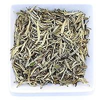 Premium Silver Needle White Tea - Bai Hao Yinzhen, Organic - 4oz / 111g