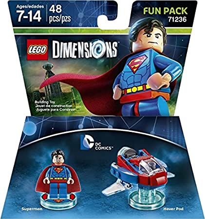 DC Superman Fun Pack - LEGO Dimensions