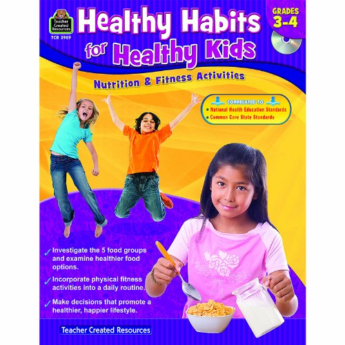 Gr 3-4 Healthy Habits For Healthy