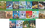 img - for 18 Books: Magic Tree House Merlin Mission Collection Books 29 - 46 Christmas in Camelot, Haunted Castle on Hallow's Eve, Summer of the Sea Serpent, Winter of the Ice Wizard, Carnival at Candlelight, Season of the Sandstorms + 12 More book / textbook / text book
