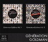 Coffret 2 CD (G�n�ration Goldman Vol 1 & G�n�ration Goldman Vol 2)