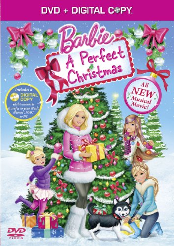 Barbie - A Perfect Christmas (DVD + Digital Copy)