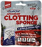 QuikClot Advanced Clotting Sponge, 0.88 oz (25g)