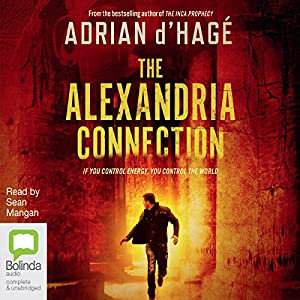 The Alexandria Connection Audiobook