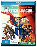 Justice League Crisis on Two Earths Blu-ray
