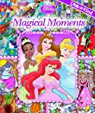 img - for Disney Princess Magical Moments Look and Find book / textbook / text book