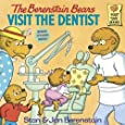 The Berenstain Bears Visit The Dentist (Turtleback School & Library Binding Edition) (First Time Books)