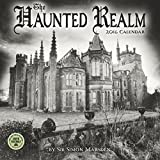 img - for The Haunted Realm 2016 Wall Calendar book / textbook / text book