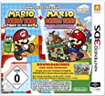 Mario and Donkey Kong: Minis on the M...