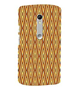 Abstract Pattern 3D Hard Polycarbonate Designer Back Case Cover for Motoroal Moto X Style