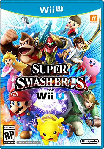 Wii U Super Smash Bros.