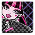 ShindigZ 7 inch Dessert Plates - 8-Pack - Monster High