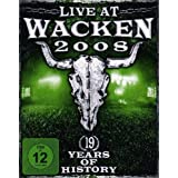 "Various Artists - Wacken 2008: Live at Wacken Open Air (2 DVDs)von ""Iron Maiden"""
