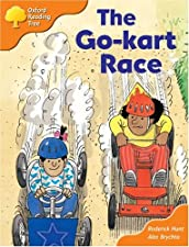 The Go Kart Race by Roderick Hunt
