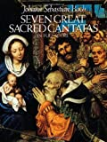 Seven Great Sacred Cantatas in Full Score (0486249506) by N