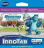 VTech InnoTab Software, Disney Pixar's Monsters University
