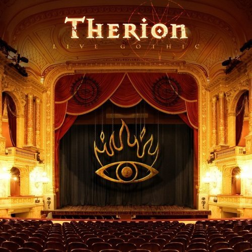 Live Gothic (2 CDS + DVD) by Therion (2008-08-05)