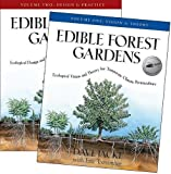 img - for Edible Forest Gardens (2 volume set) by Jacke, Dave, Toensmeier, Eric (2005) Hardcover book / textbook / text book