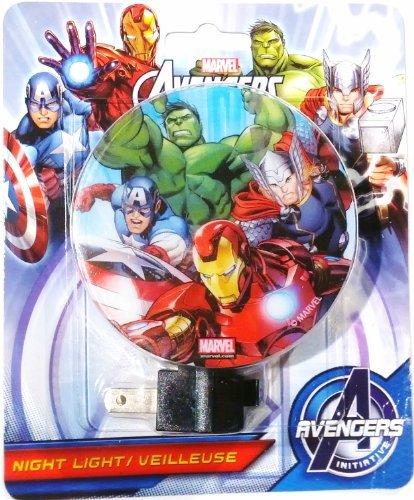 Marvel Avengers Night Light front-36571