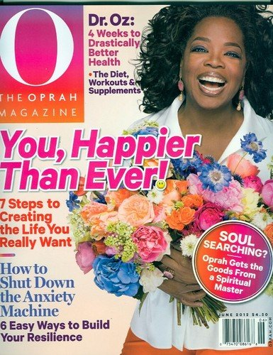 O The Oprah Magazine (June 2012) Dr. Oz