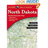North Dakota Atlas & Gazetteer