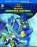 Batman Unlimited: Monster Mayhem [Blu-ray + Digital Copy] (Bilingual)