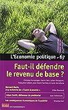 Économie Politique, Revue Trimestrielle, N  67 (l')...