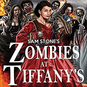 Zombies at Tiffany's Audiobook