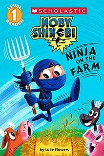 Book Cover: Ninja on the Farm