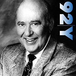 Carl Reiner at the 92nd Street Y Speech