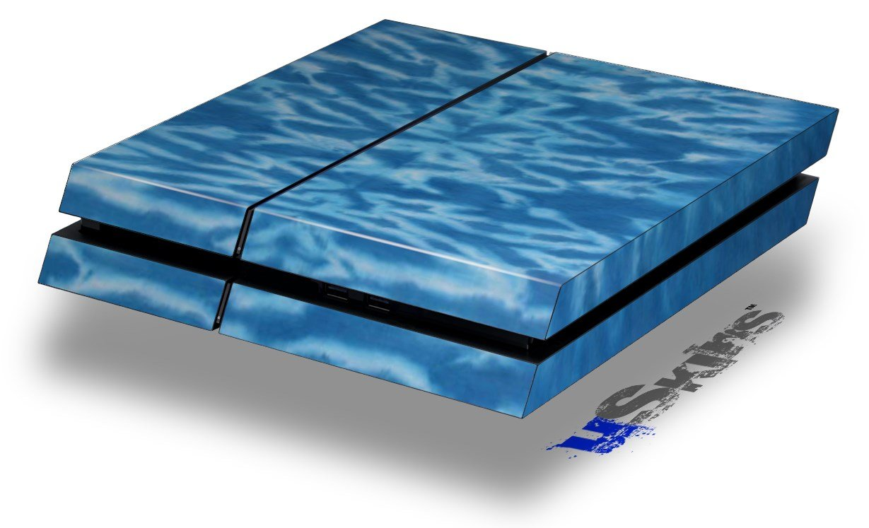 Tie Dye Spine 103 - Decal Style Skin fits original PS4 Gaming Console wood grain oak 01 holiday bundle decal style skin set fits xbox one console kinect and 2 controllers xbox system sold separately
