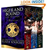 The Highland Bound Trilogy Boxed Set (Behind the Plaid, Bared to the Laird, Dark Side of the Laird)