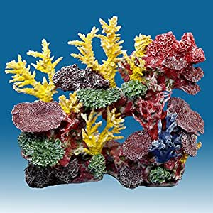 Instant reef r038s artificial coral reef for Artificial coral reef aquarium decoration uk